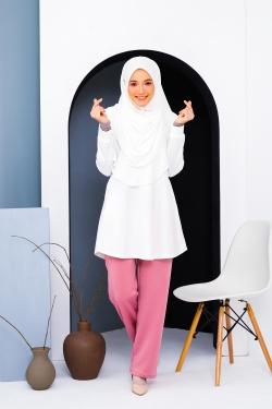 Feeya Pants - Soft Pink